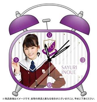 乃木坂46 WebShop 限定 個別ボイス 目覚まし時計 井上小百合
