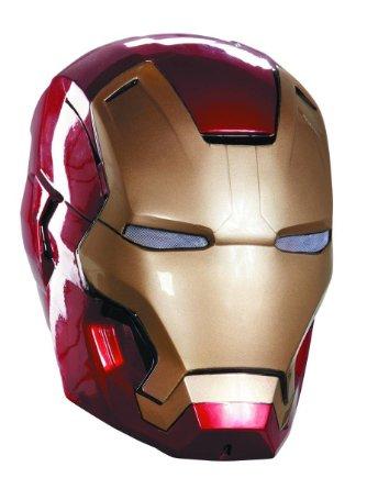 アイアンマン3/ アイアンマン マーク42 アダルト ヘルメット Disguise