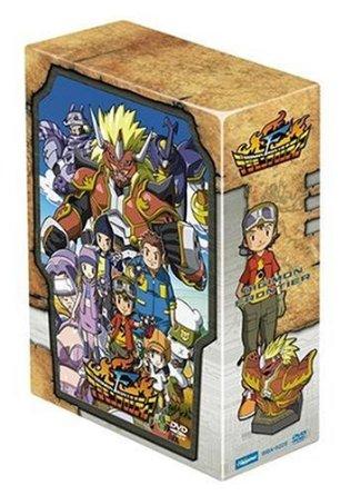 デジモンフロンティア DVD-BOX 新品
