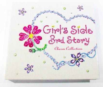 ときめきメモリアル Girl's Side 3rd Story チャームコレクション コナミデジタルエンターテイメント