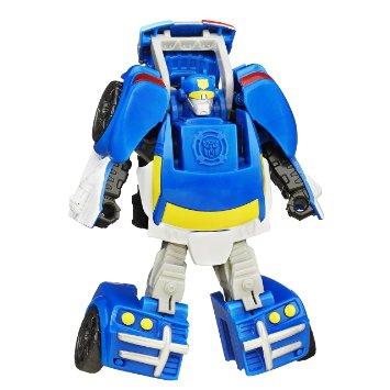 トランスフォーマー レスキューボッツ 2015 ベーシックシリーズ チェイス ザ ポリスボット Hasbro