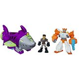 Transformers Rescue Bots Shark Sub Capture Set トランスフォーマー レスキューボッツ