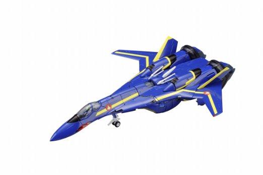 1/60 完全変形 VF-19S エメラルドフォース仕様 (塗装済み完成品) やまと