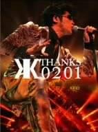 LIVE GOLDEN YEARS THANKS 0201 at BUDOKAN [DVD] 吉川晃司
