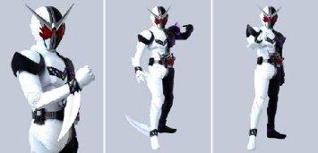 PROJECT BM! 042 仮面ライダーW ファングジョーカー 購入チケット限定 メディコム・トイ