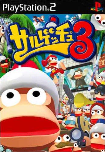 サルゲッチュ3 PlayStation2 新品