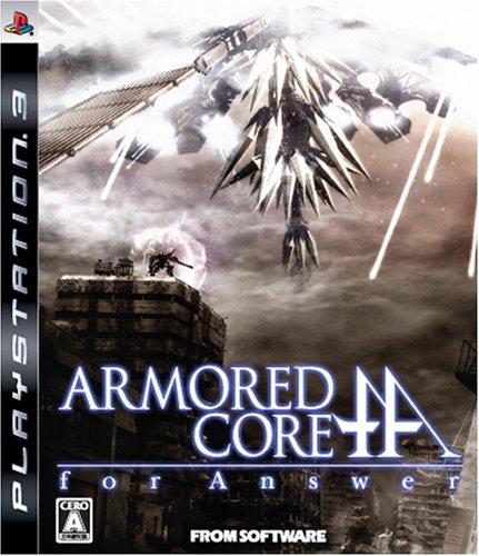 アーマード・コア フォーアンサー PlayStation 3 新品