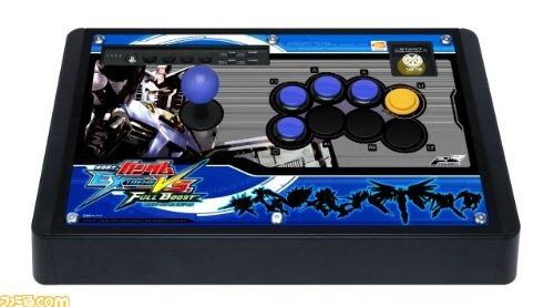 機動戦士ガンダム EXTREME VS. FULL BOOST Arcade Stick for PlayStation 3 アーケード スティック 数量限定発売 バンダイ PlayStation 3 未使用