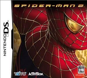 スパイダーマン2 タイトー Nintendo DS 新品