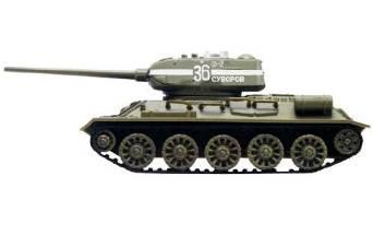 1/72 RC VS タンクS08 T-34 (ID4) 青島文化教材社 新品