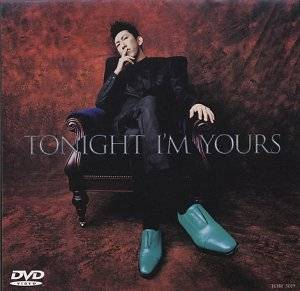 TONIGHT I'M YOURS [DVD] 布袋寅泰  新品