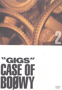 GIGS ― CASE OF BOφWY 2 [DVD] BOΦWY 新品