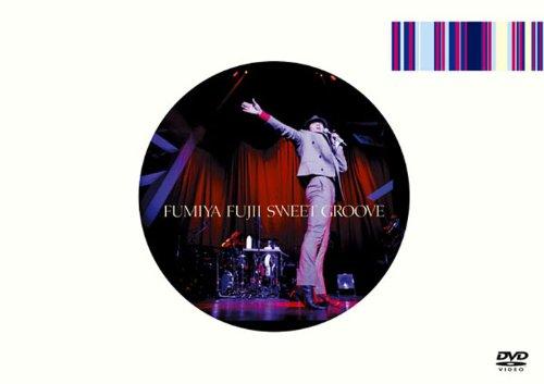 Sweet Groove [DVD] 藤井フミヤ 新品