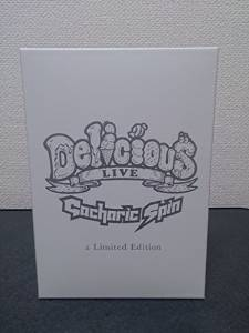 Delicious Tour DVD 限定盤~可能な限り詰め込みました~ Gacharic Spin 新品