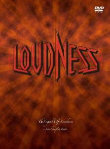 The Legend Of Loudness~Live Complete Best~ [DVD]LOUDNESS 新品