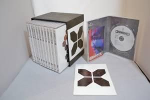 a K2C ENTERTAINMENT DVD-BOX 米盛1 (完全限定生産) 米米CLUB(中古)マルチレンズクリーナー付き