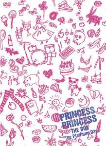 PRINCESS PRINCESS THE BOX-The Platinum Days- [DVD] プリンセス・プリンセス 新品