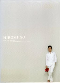 Good Times Bad Times(初回生産限定盤)(DVD付) Single, CD+DVD, Limited Edition 郷ひろみ  新品