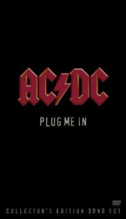 プラグ・ミー・イン~コレクターズ・エディション・3DVD・セット~ AC/DC 新品