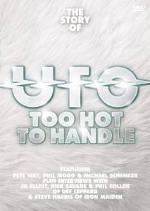 トゥー・ホット・トゥ・ハンドル:ザ・ストーリー・オブ・UFO~ジャパニーズ・エディション [DVD] UFO 新品