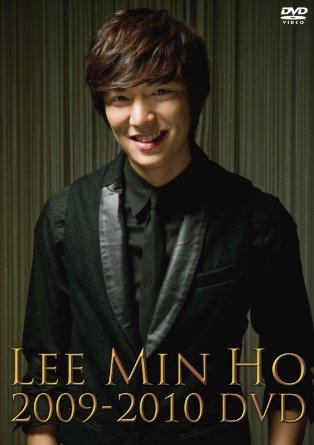 Lee Minho 2009-2010 DVD イ・ミンホ 新品