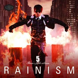 RAINISM ~RAIN'S FIFTH ALBUM~ CD+DVD Rain 新品