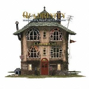 QUADRINITY ~MEMBER'S BEST SELECTIONS~(初回限定盤)(DVD付) L'Arc~en~Ciel  CD 新品