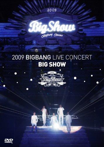 2009 BIGBANG LIVE CONCERT `BIG SHOW` [DVD] 新品 マルチレンズクリーナー付き
