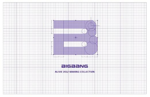 BIGBANG's ALIVE 2012 MAKING COLLECTION (DVD5枚組) 新品