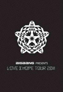"BIGBANG PRESENTS ""LOVE & HOPE TOUR 2011"" [DVD] 新品"