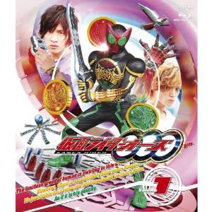 仮面ライダーOOO(オーズ) 全12巻セット [Blu-rayセット] 新品