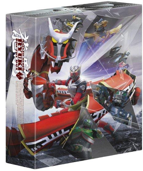 仮面ライダー龍騎 Blu-ray BOX 【初回生産限定版】 全3巻セット 新品