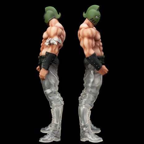CCP Muscular Collection EX キン肉マンソルジャー 業火のクソ力Ver. キン肉マン 新品