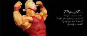 CCP Muscular Collection vol.70 【キン肉マン(燃えるアニメレッドVer)】 フィギュア単品 新品