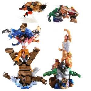 超像革命 フィギュアコレクション キン肉マン 夢の超人タッグ編 2ndカラー版 BOX(12個入り) メディコス 新品