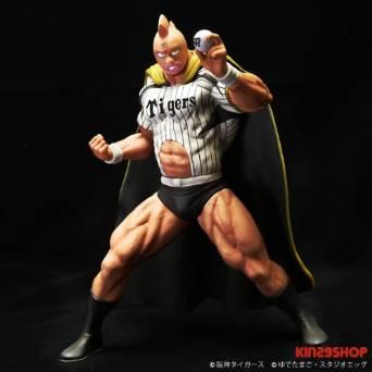 阪神タイガース×キン肉マン CCP Muscular Collection フィギュア マント付き (KIN29SHOP限定) 新品