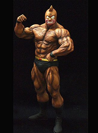 CCP Muscular Collection vol.DX キン肉マン マッスルビーチVer. 新品