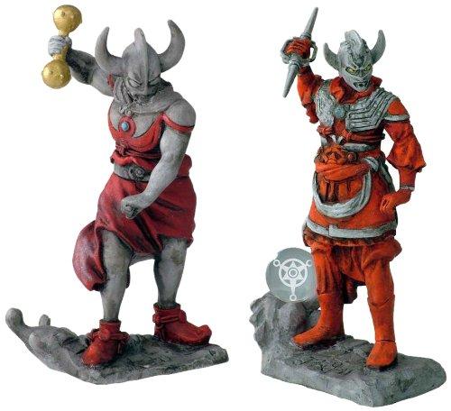 ウルトラ十二神将 ウルトラマンタロウ&ウルトラの父 2体セット マイスタージャパン 新品