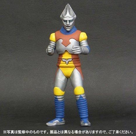 東宝大怪獣シリーズ ジェットジャガー (発光Ver.) 少年リック限定商品 エクスプラス 新品