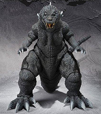 ゴジラ・モスラ・キングギドラ 大怪獣総攻撃 S.H.MonsterArts ゴジラ(2001) バンダイ 新品