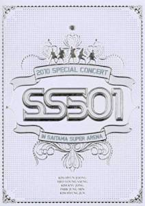 2010 SS501 SPECIAL CONCERT IN SAITAMA SUPER ARENA [DVD] 新品