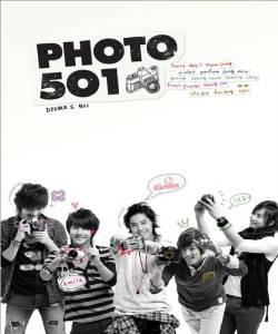 PHOTO 501(SS501写真集+1DVD)スペシャルキット DVD 新品