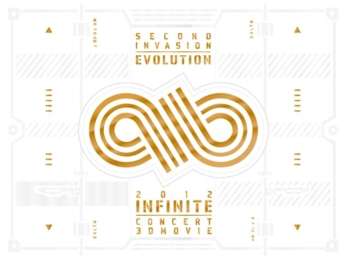 2012 INFINITE CONCERT SECOND INVASION: EVOLUTION(限定盤) [Blu-ray] 新品