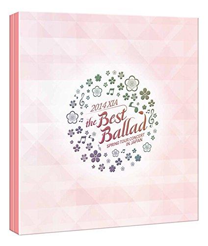 日本版 / リージョン2 2014 XIA the Best Ballad SPRING TOUR CONCERT IN JAPAN キム・ジュンス JYJ KIM JUNSU XIA DVD Audio 新品