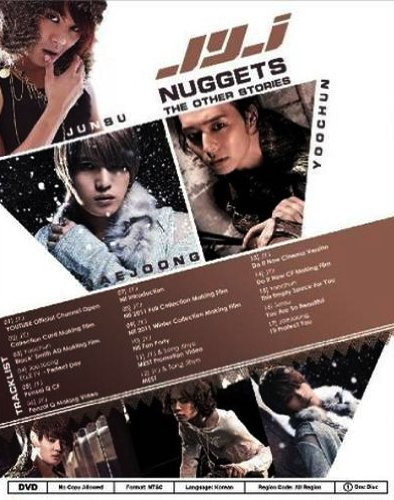 NUGGETS THE OTHER STORIES DVD JYJ 新品