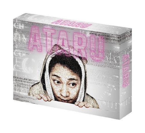 ATARU Blu-ray BOX ディレクターズカット【初回生産限定】 中居正広 新品