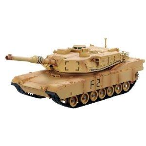 1/24 R/C MBT M1A2エイブラムス