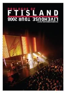 Livehouse Tour 2008 ~Prologue of FTIsland~ Encore@Yokohama BLITZ [DVD] 新品