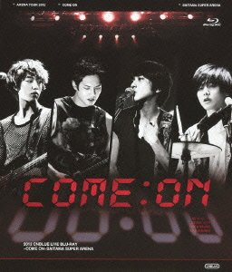 Arena Tour 2012~COME ON!!!~@SAITAMA SUPER ARENA [Blu-ray] CNBLUE 新品