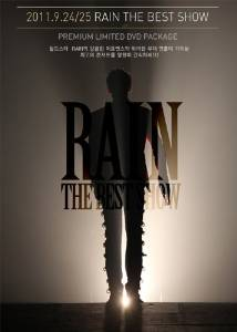 Best Show Premium Limited [DVD]  Rain  新品